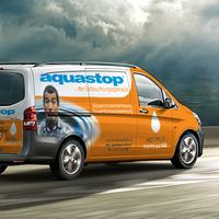 aquastop Autobeschriftung