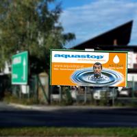 aquastop Plakat